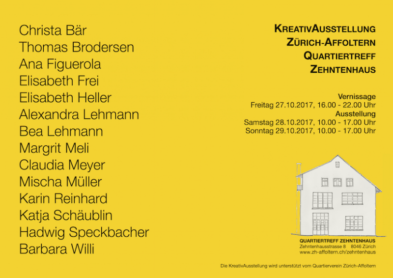 KreativAusstellung 2017